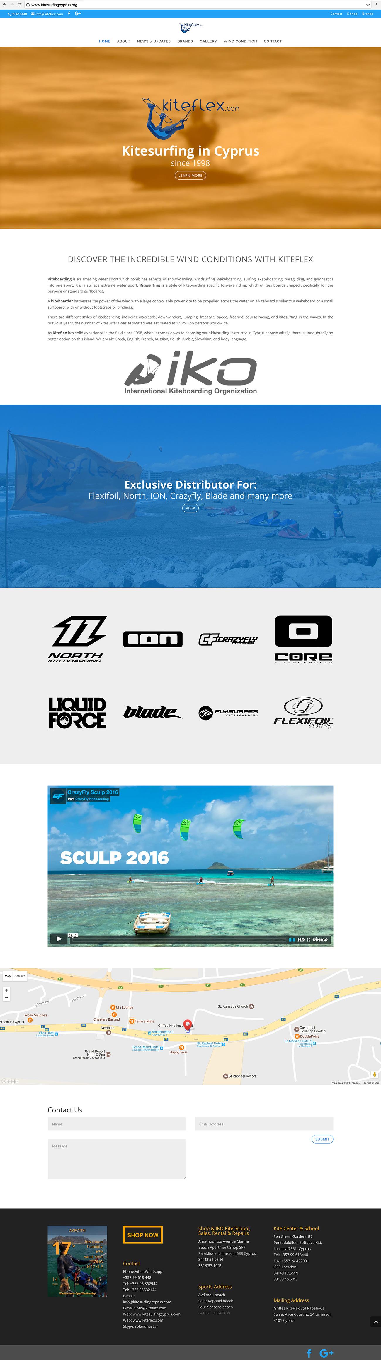 kitesurfing-cyprus-web-design-and-seo-search-engine-optimization